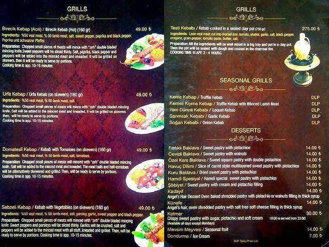 مطعم حمدي اسطنبول من مطاعم اسطنبول التي ننصح بها - رحلاتك
