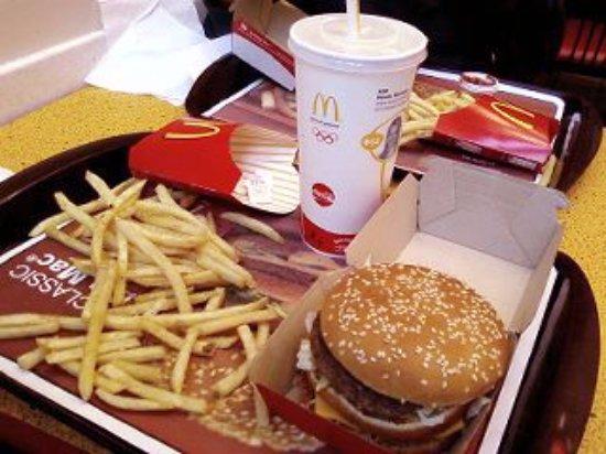 وجبة ماك - صورة ماكدونالدز