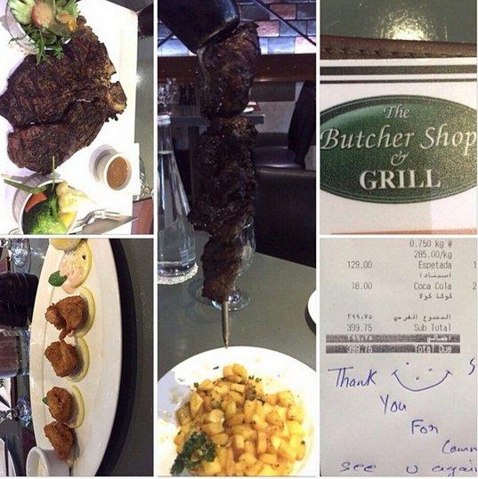 مطعم ذا بوتشر شوب (الاسعار+ المنيو+ الموقع) - مطاعم جدة