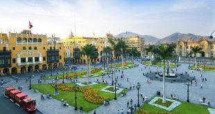عاصمة بيرو
