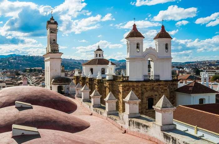 عاصمة بوليفيا