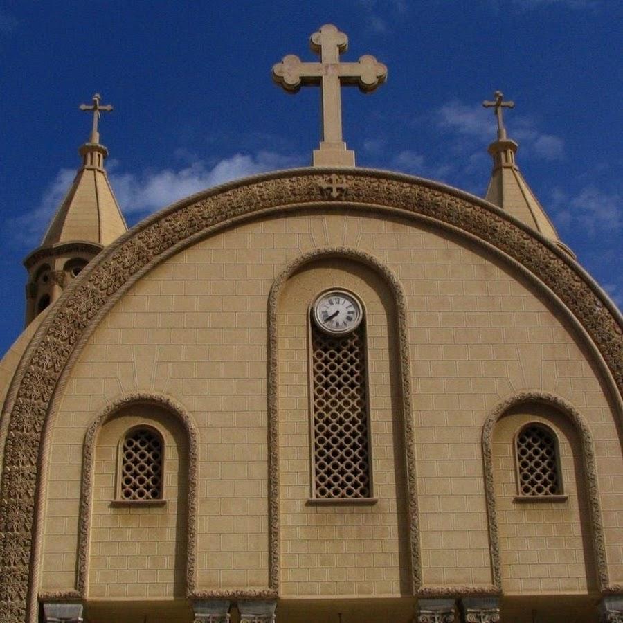 الكنيسة المرقسية الكبرى الواجهة الكبيرة