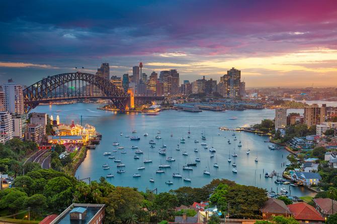 Tourism Australia, Alipay partner on new geotargeted Sydney City mobile app - CMO Australia