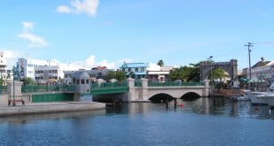 بريدج تاون عاصمة بربادوس