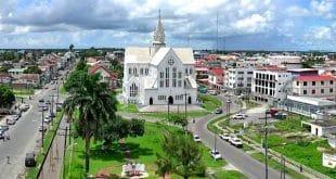 عاصمة غيانا