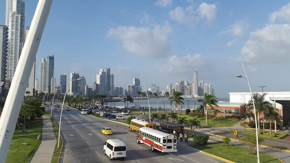 مدينة بنما عاصمة بنما