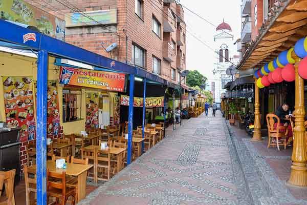 عاصمة كولومبيا