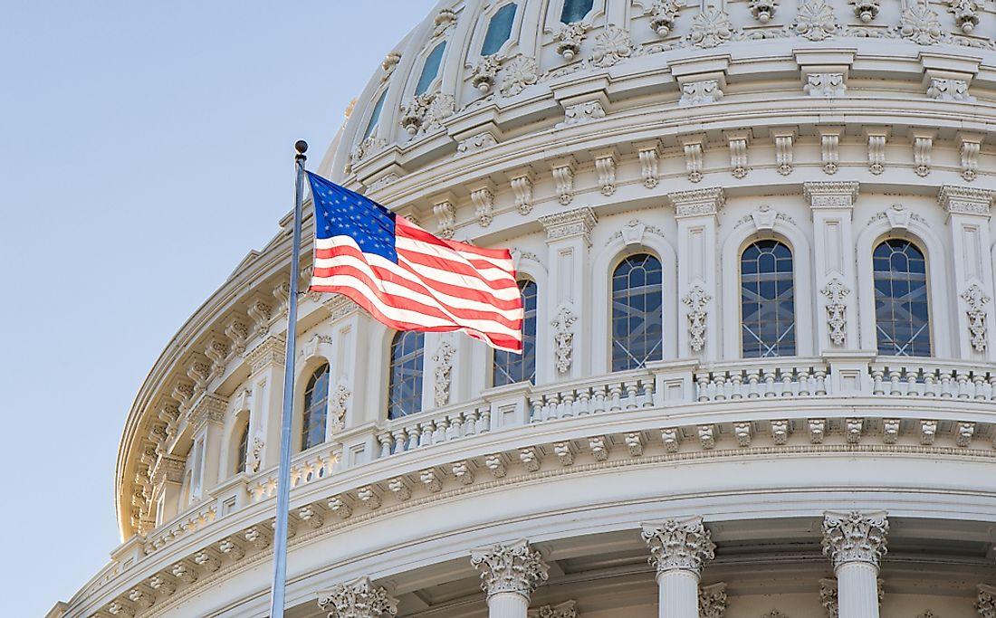 واشنطن عاصمة الولايات المتحدة الأمريكية