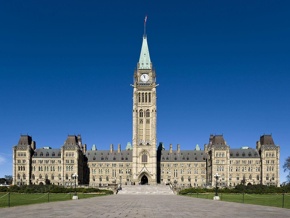 أوتاوا عاصمة كندا الوطنية