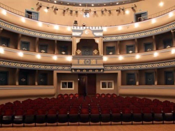 دار الأوبرا بالإسكندرية (مسرح سيد درويش)