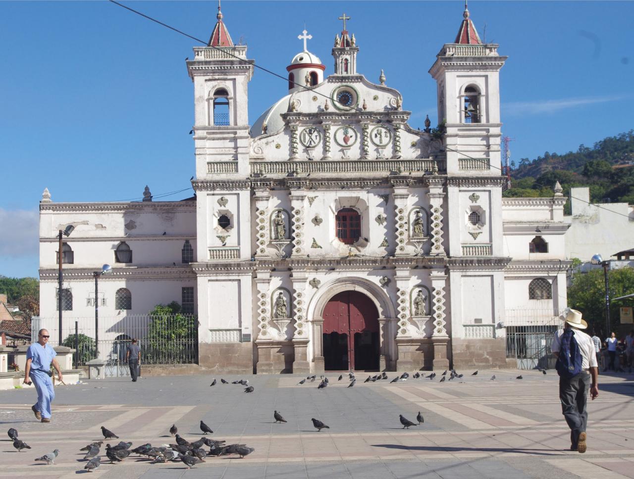 تيجوسيجالبا عاصمة هندوراس