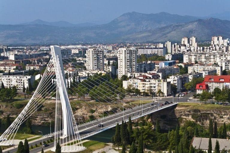 بودغوريتسا عاصمة الجبل الأسود