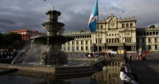 مدينة غواتيمالا عاصمة غواتيمالا