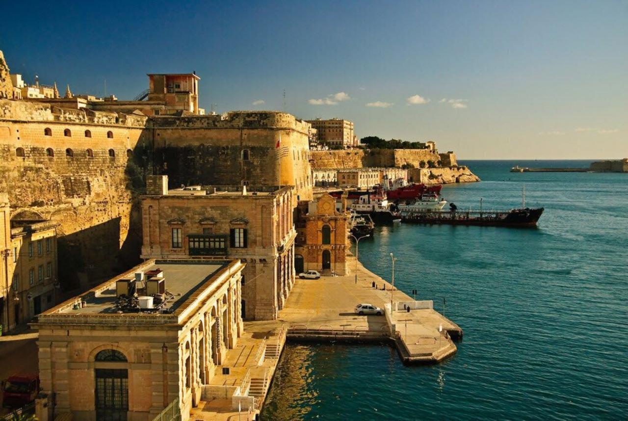 فاليتا عاصمة مالطا