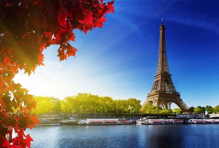 باريس عاصمة فرنسا