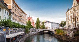 ليوبليانا عاصمة سلوفينيا