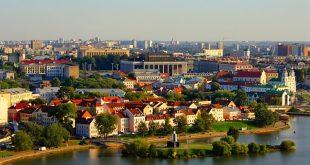 مينسك عاصمة روسيا البيضاء
