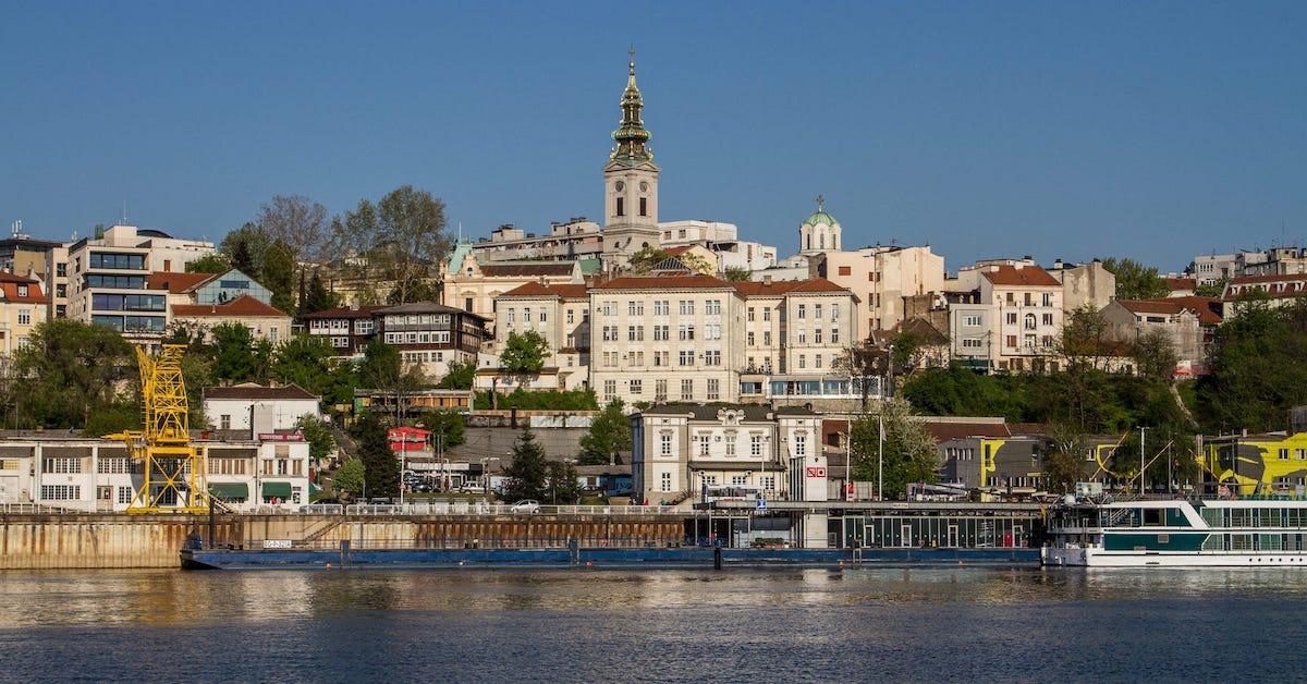 بلغراد عاصمة صربيا