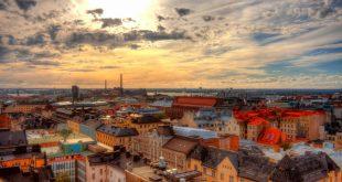 هلنسكي عاصمة فنلندا
