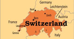برن عاصمة سويسرا