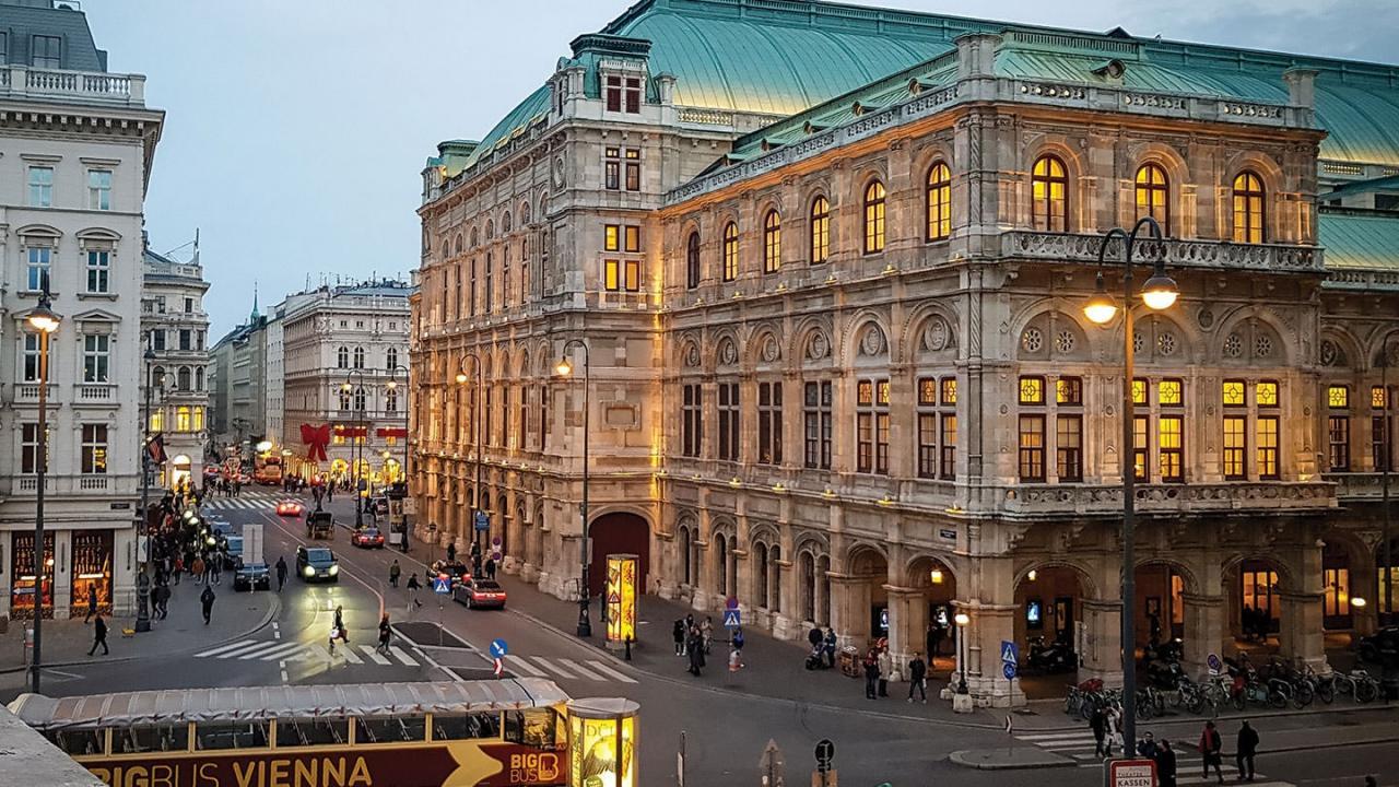 فيينا عاصمة النمسا