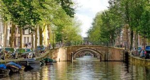 أمستردام عاصمة هولندا