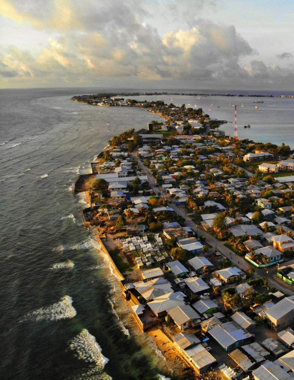 ماجورو عاصمة جزر مارشال