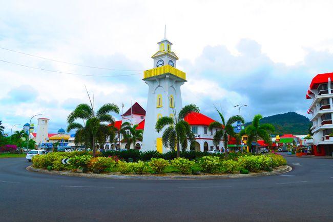 أبيا عاصمة ساموا