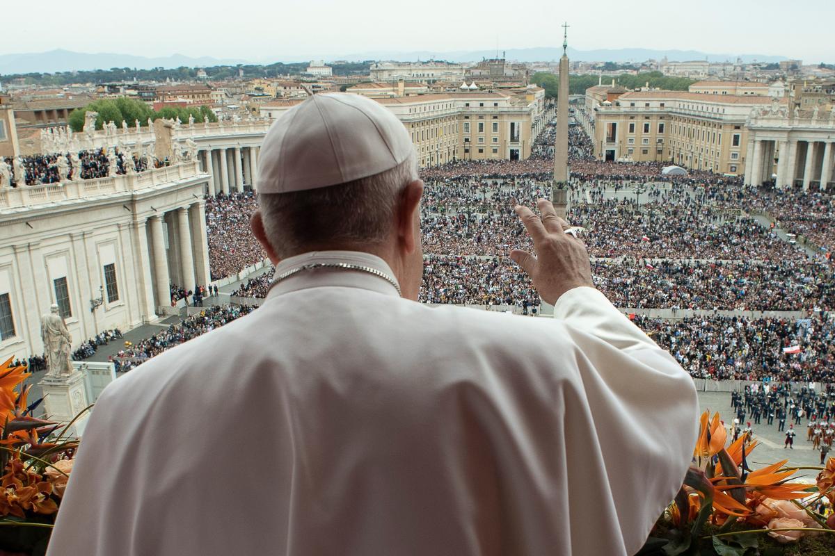 الفاتيكان عاصمة الفاتيكان