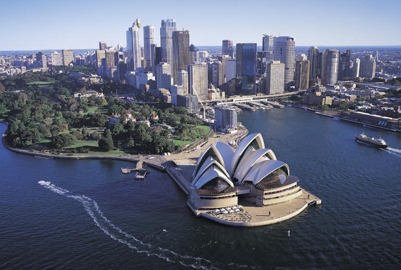 كانبرا عاصمة استراليا
