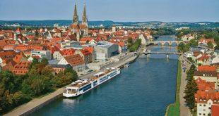 أطول نهر في الاتحاد الأوروبي