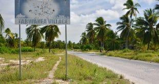 تاراوا عاصمة كيريباس (كيريباتي)