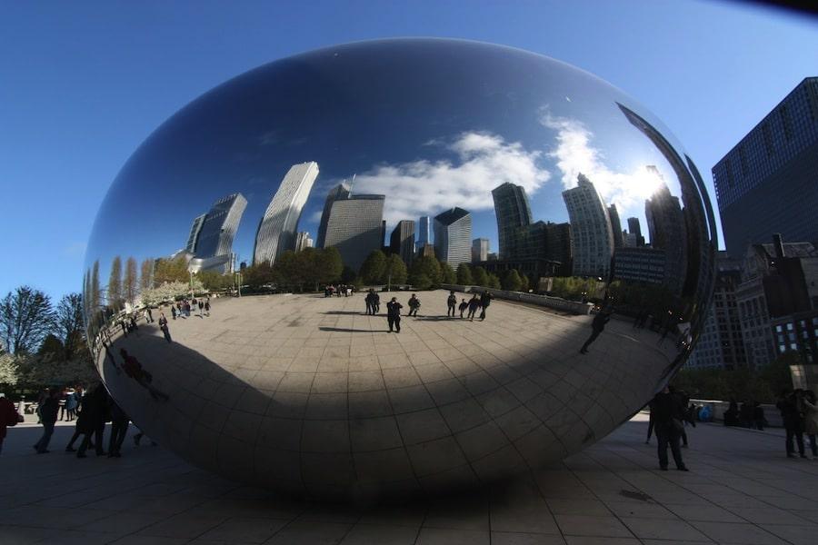 مدينة شيكاغو