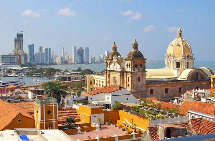 أماكن سياحية في كولومبيا