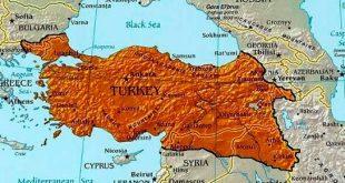 خريطة سوريا قبل الاحتلال العثماني