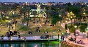 حديقة العليا الرياض واحدة من أجمل حدائق الرياض تعرف عليها