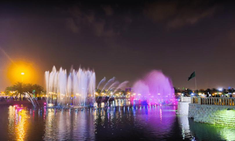 ثالثاً: حديقة الملك عبد الله من أروع حدائق الرياض